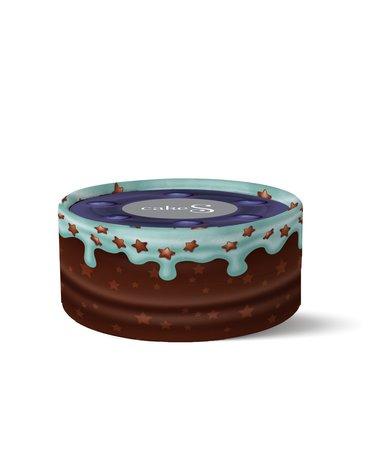 Cień do powiek CakeS Snails - Mint