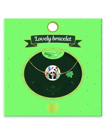Djeco - Lovely bransoletka PANDA DD03830