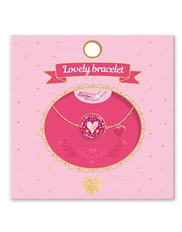 Djeco - Lovely bransoletka SERCE DD03833