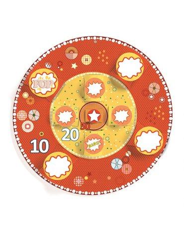 Djeco - Zabawka zręcznościowa Aqua target DJ02047