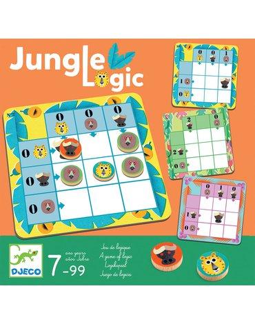 Djeco - Gra logiczna Jungle Logic DJ08450
