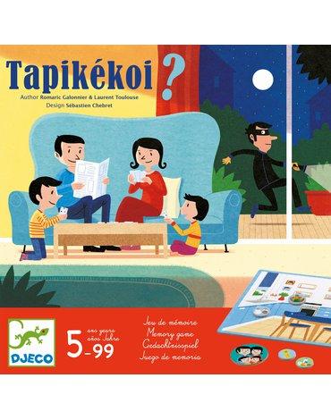 Djeco - Gra pamięciowa Tapikekoi DJ08542