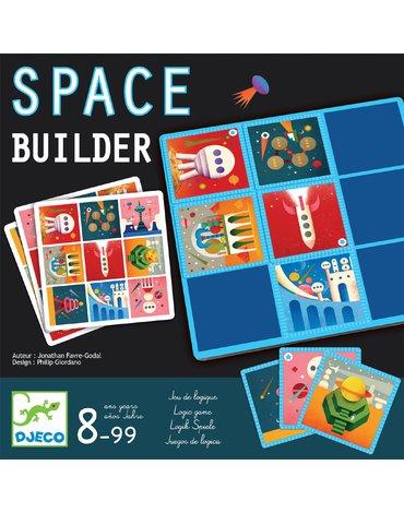 Djeco - Gra taktyczna SPACE BUILDER DJ08546