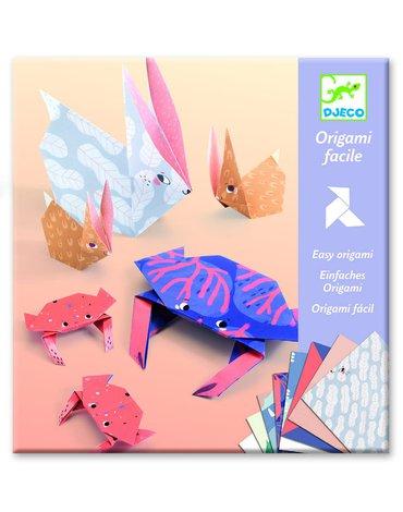 Djeco - Origami FAMILY zestaw DJ08759