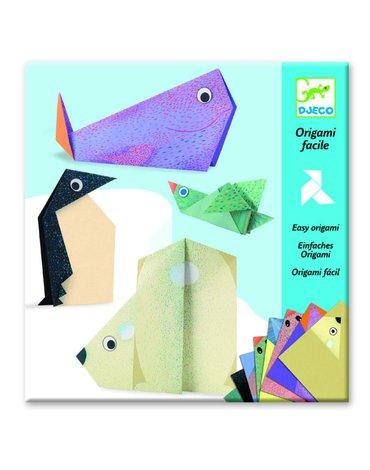 Djeco - Origami - zwierzęta polarne DJ08777