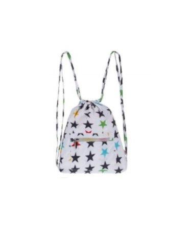 My Bag's Plecak worek XS My Star's white