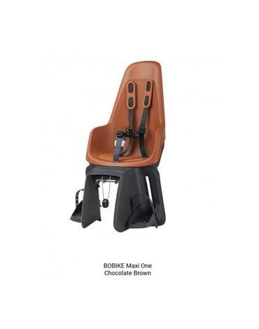 Fotelik row. Bobike ONE maxi E-BD chocolate brown