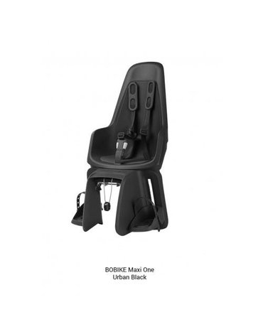 Fotelik row. Bobike ONE maxi E-BD urban black