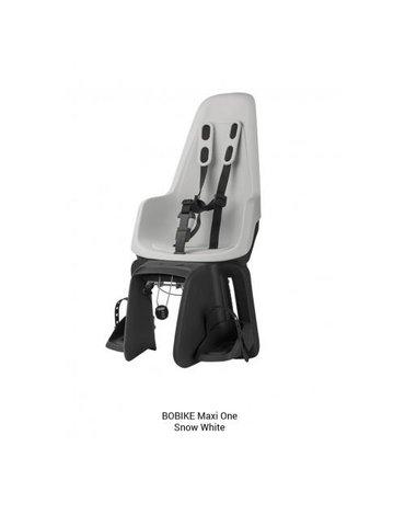 Fotelik row. Bobike ONE maxi E-BD snow white