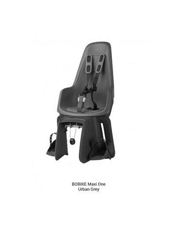 Fotelik row. Bobike ONE maxi E-BD urban grey