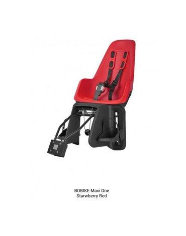 Fotelik row. Bobike ONE maxi 1P-E BD strawberry re