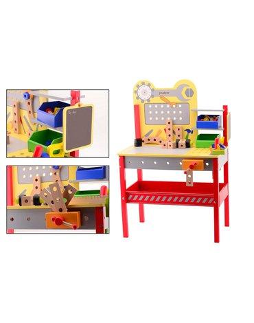 Joueco - Drewniany stół narzędziowy 80078