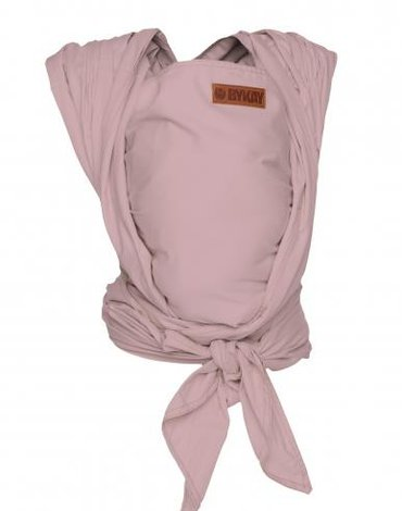 BYKAY - Chusta Woven Wrap Deluxe Vintage Pink 5