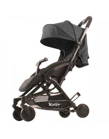 Wózek K2GO PLUS Kekk by Kees Chiffe Grey