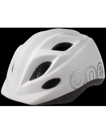KASK Bobike ONE Plus size S - snow white
