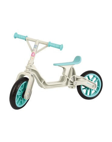 Bobike - Rowerek BALANCE BIKE Polisport cream/mint