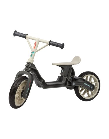 Bobike - Rowerek BALANCE BIKE Polisport grey/cream