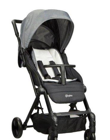 TitaniumBaby - Wózek dziecięcy CABI S HyBrid Charcoal grey