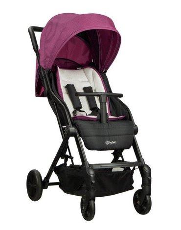 TitaniumBaby - Wózek dziecięcy  CABI S HyBrid Bubblegum pink