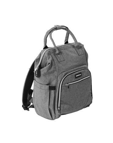 TitaniumBaby - Plecak torba SPORTS MOMMY grey melange
