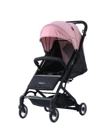 TitaniumBaby - Wózek spacerowy LENN pink