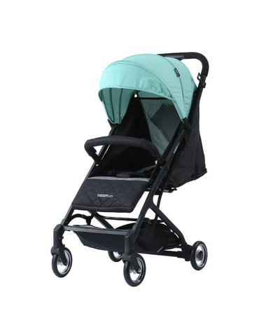 TitaniumBaby - Wózek spacerowy LENN green