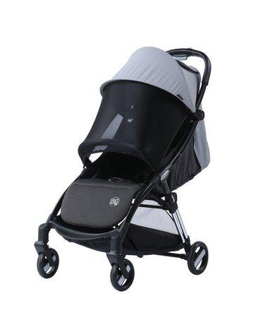 TitaniumBaby - Wózek spacerowy Beeyu Autofolding grey