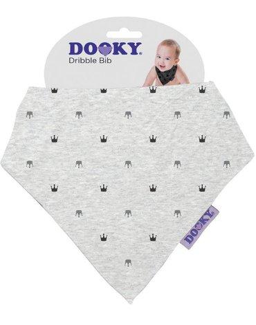 Chustka śliniak bandamka Dooky Crowns