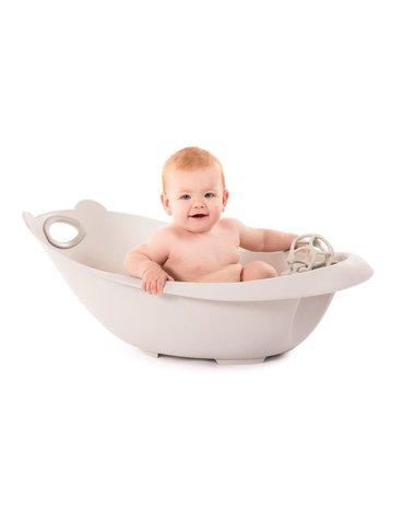 Bo Jungle - B-Wanienka niemowlęca z wkładką Bear grey