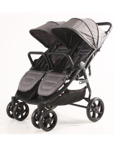 Kees - Wózek dla bliźniąt XINN Twin Deluxe Anthracite