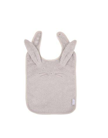 Bo Jungle - B-Śliniaczek Eco organic Rabbit grey