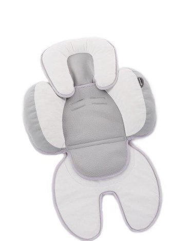 Bo Jungle - B-Snooze 3w1 poduszka / wkładka white grey