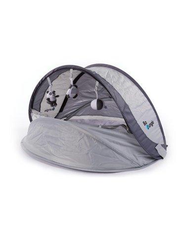 Bo Jungle - B-Namiot plażowy UV50+ do spania i zabawy grey