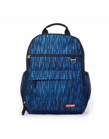 Skip Hop - Plecak Duo Signature Graffiti Blue