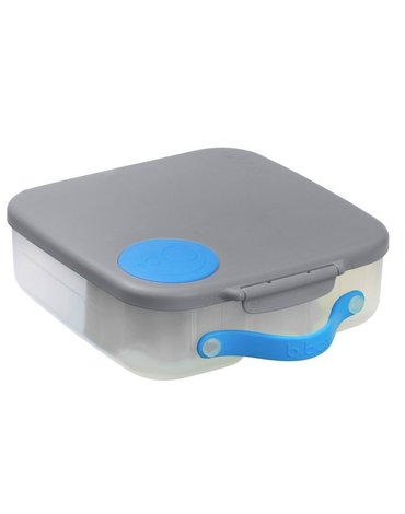 b.box Lunchbox, Blue Slate,