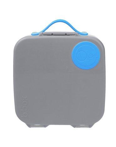 b.box Lunchbox, Blue Slate,