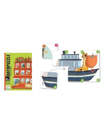 Djeco - Gra karciana Puzzle DJ05125