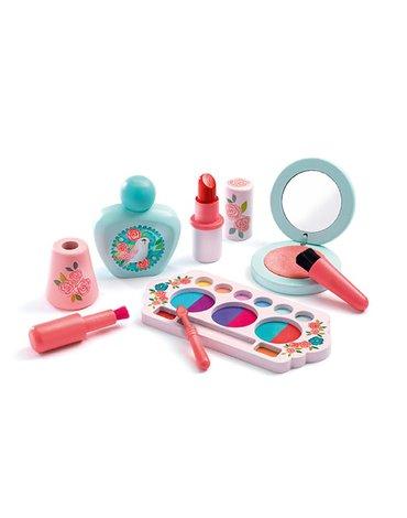 Djeco - Zestaw do makijażu małej elegantki DJ06647
