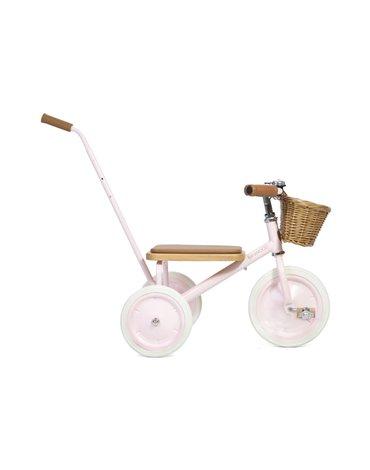 Banwood Rowerek trójkołowy Trike Pink