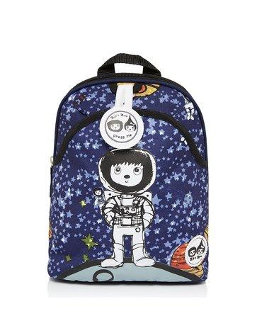 Zip & Zoe Plecak Mini ze Smyczą Spaceman