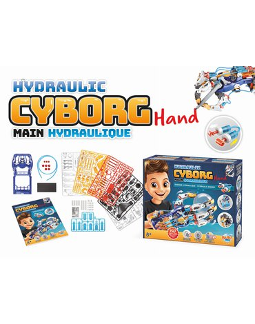 BUKI - HYDRAULICZNA RĘKA CYBORGA 7508