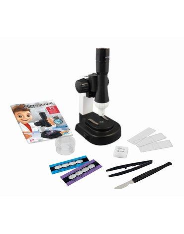 BUKI - Mikroskop 15 dowiadczeń - MR400