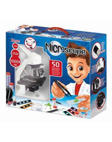 BUKI - Mikroskop 50 doświadczeń - MR600