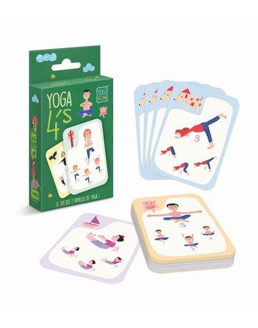 BUKI - Joga - gra w karty Y009
