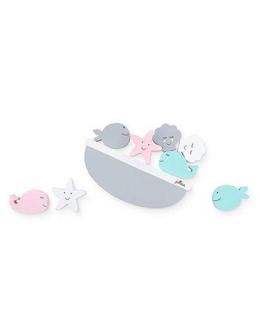 Jollein - Baby & Kids - Jollein - Gra zręcznościowa balansujące zwierzęta morskie