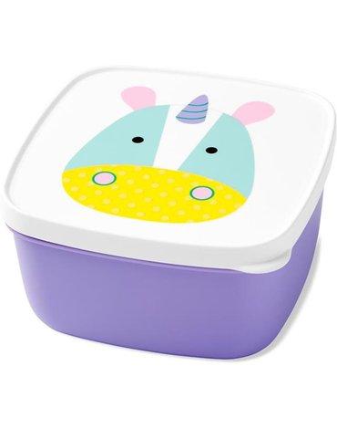 Skip Hop - Zestaw pudełek Zoo Jednorożec