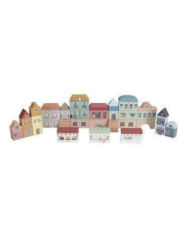 Little Dutch Zestaw 50 budynków LD4493