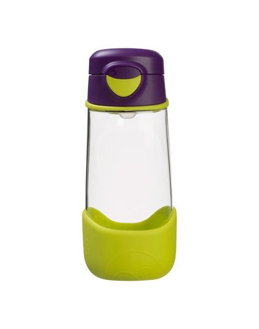 Sportowa butelka tritanowa 450 ml, Passion Splash, b.box