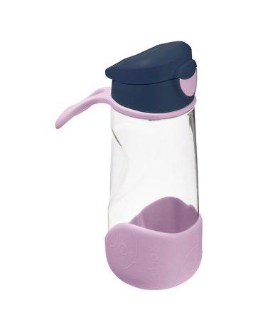 Sportowa butelka tritanowa 450 ml, Indigo Rose, b.box