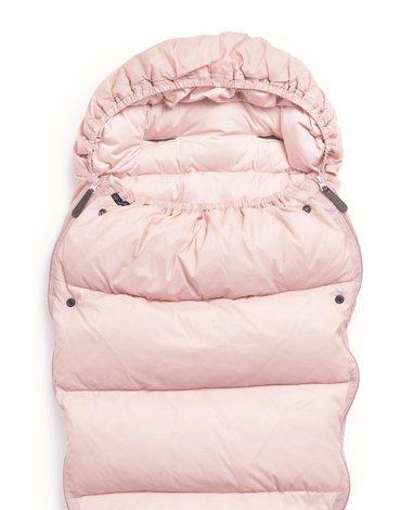 Elodie Details - puchowy śpiworek do wózka - Powder Pink